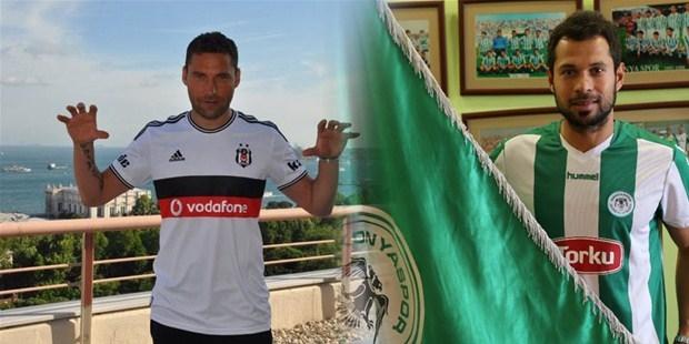 Süper Lig'de biten transferler 1