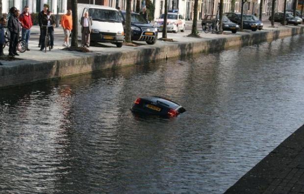 Dünyanın en ilginç trafik kazaları 47