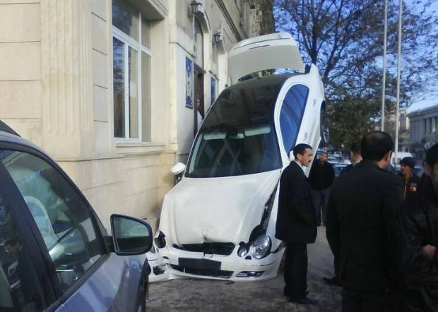 Dünyanın en ilginç trafik kazaları 7