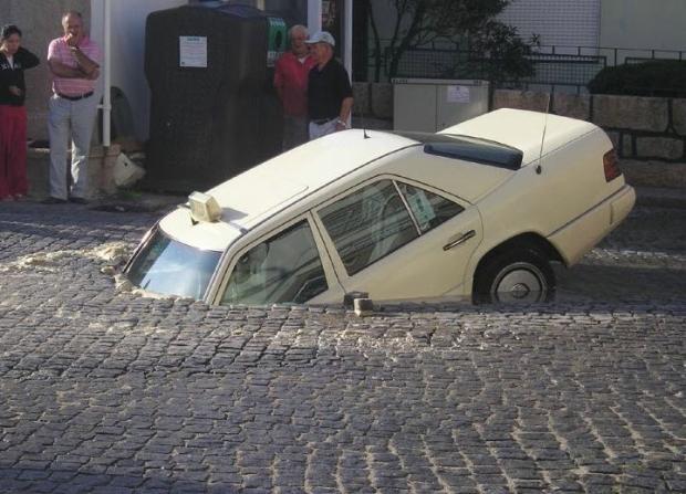 Dünyanın en ilginç trafik kazaları 9