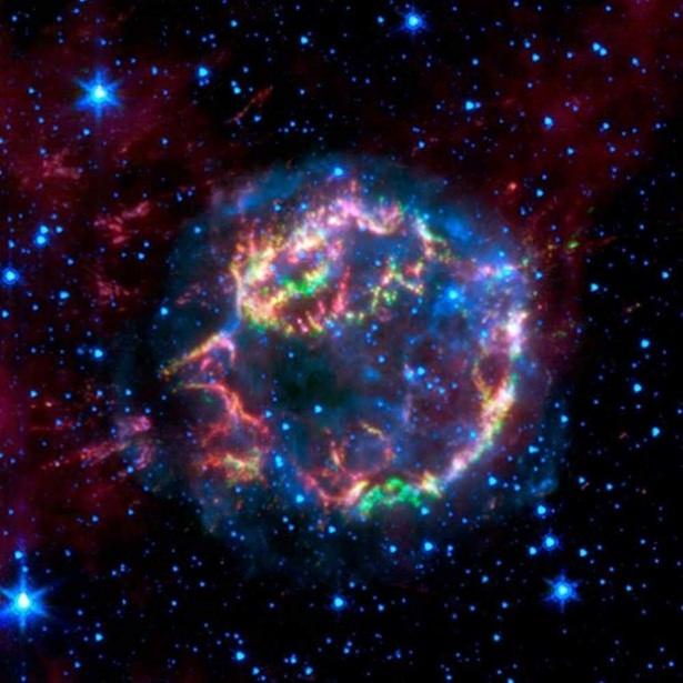 Evrenin en büyük patlaması 15