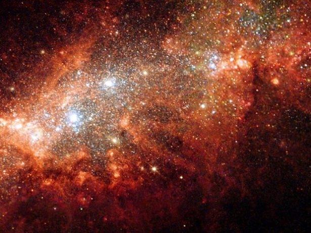 Evrenin en büyük patlaması 18