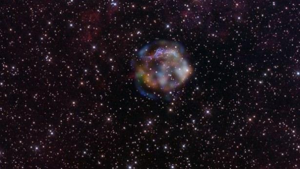 Evrenin en büyük patlaması 9