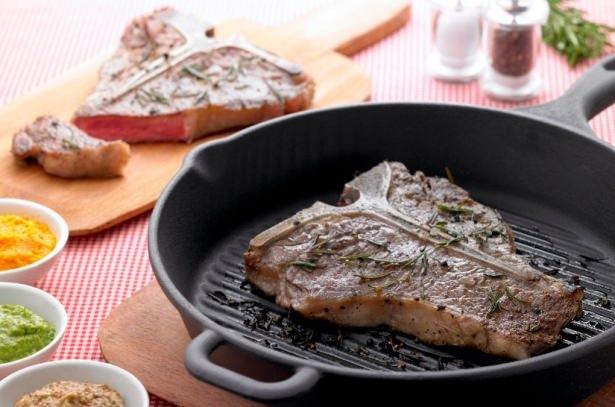 Mangalda veya tavada lezzetli et pişirme püf noktaları; 16