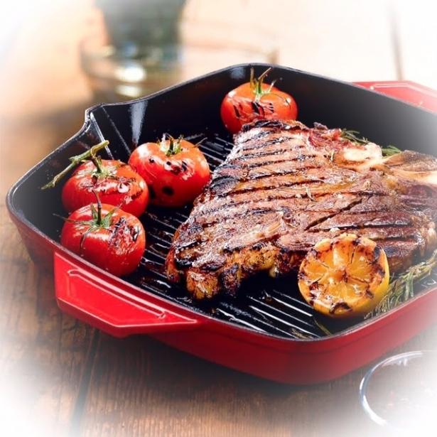 Mangalda veya tavada lezzetli et pişirme püf noktaları; 2