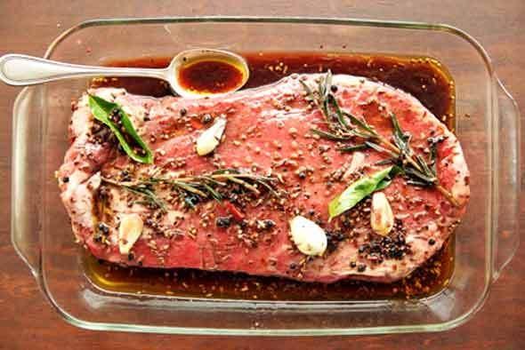 Mangalda veya tavada lezzetli et pişirme püf noktaları; 4