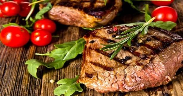Mangalda veya tavada lezzetli et pişirme püf noktaları; 5