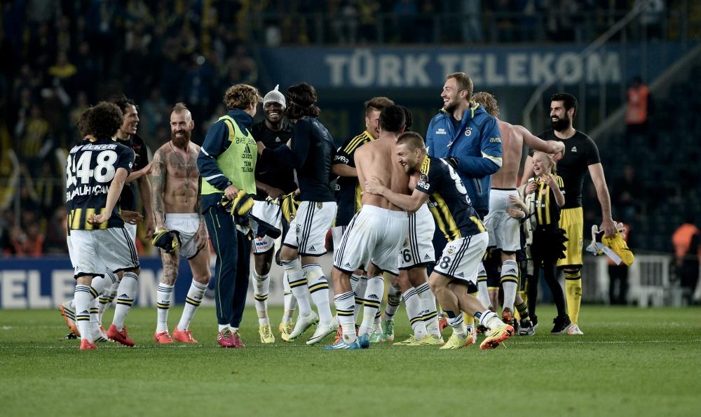 Fenerbahçe'de büyük sevinç 1