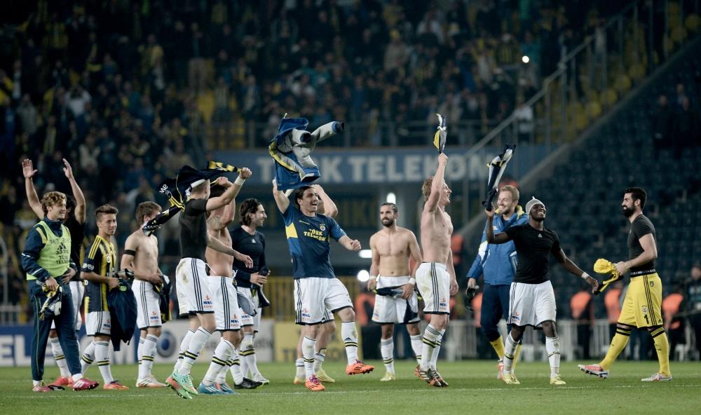 Fenerbahçe'de büyük sevinç 10