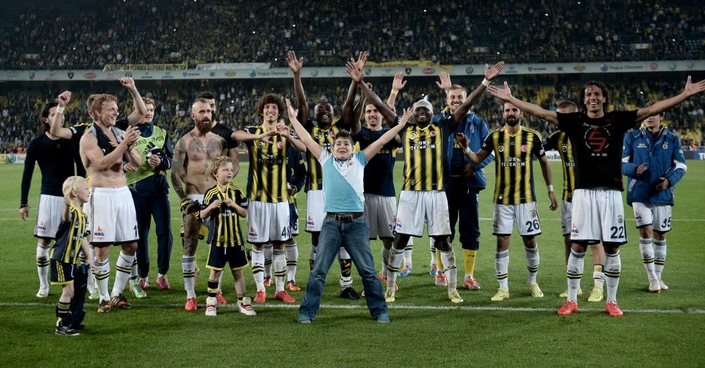 Fenerbahçe'de büyük sevinç 11