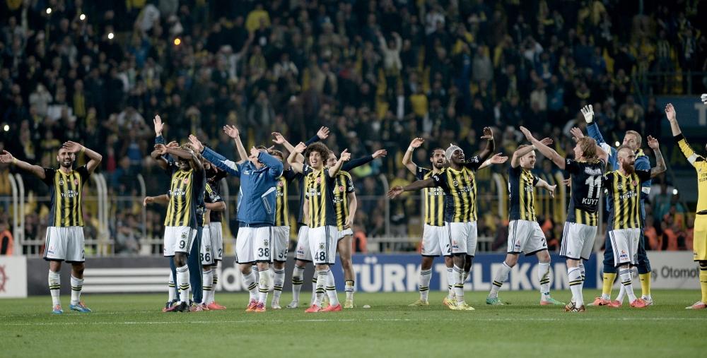 Fenerbahçe'de büyük sevinç 12