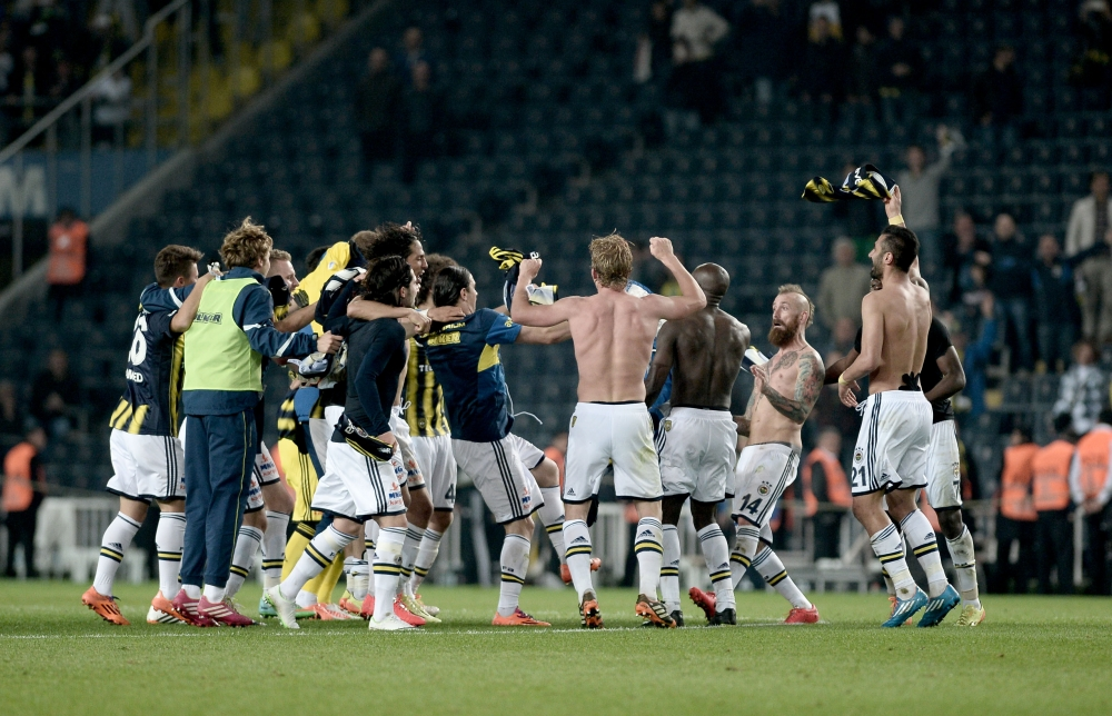 Fenerbahçe'de büyük sevinç 2