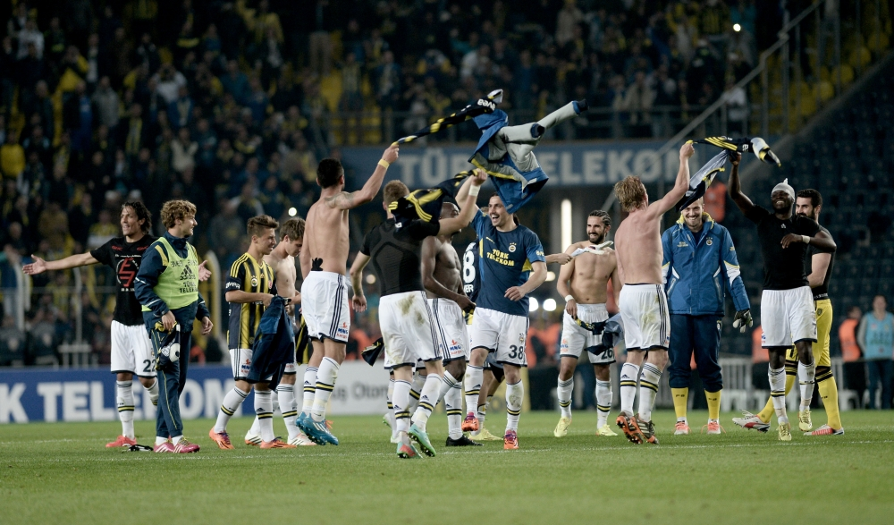 Fenerbahçe'de büyük sevinç 3