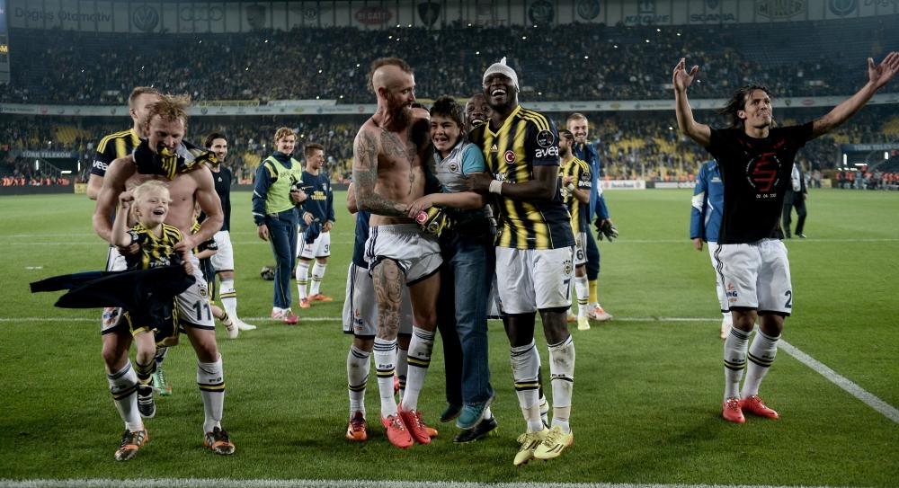 Fenerbahçe'de büyük sevinç 4