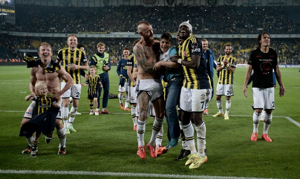 Fenerbahçe'de büyük sevinç 6
