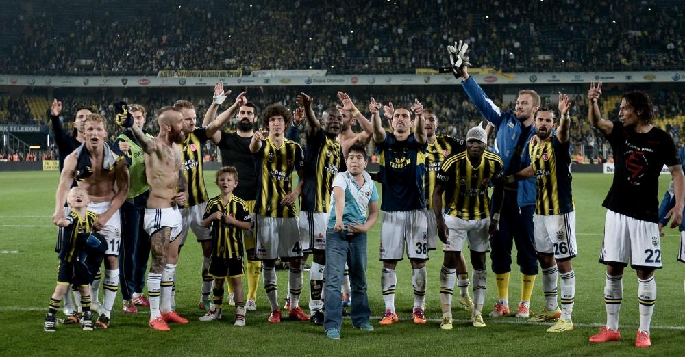 Fenerbahçe'de büyük sevinç 7