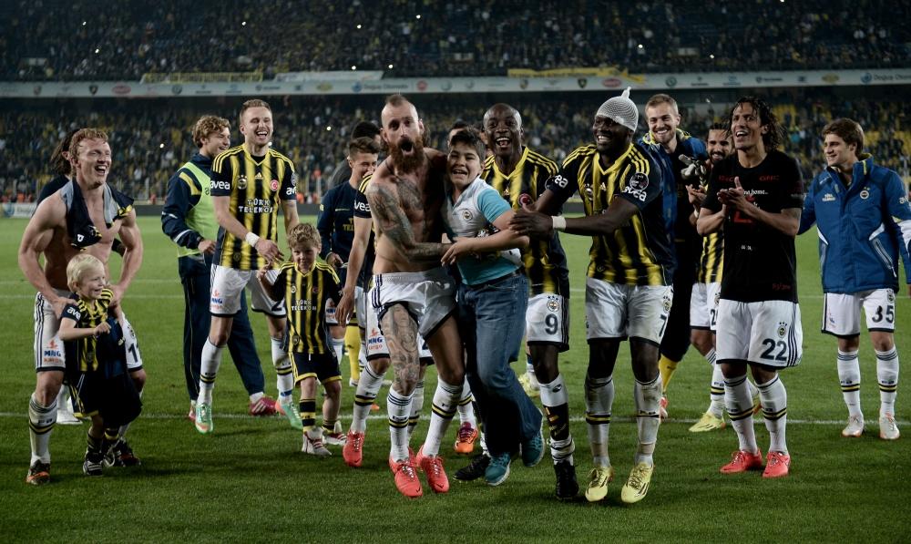 Fenerbahçe'de büyük sevinç 8