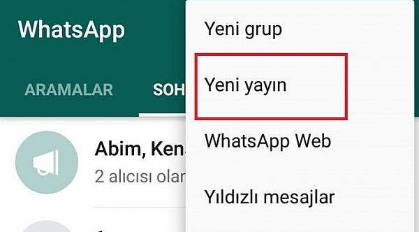 6 İpucu İle WhatsApp Kullanımı Daha Kolay! 6