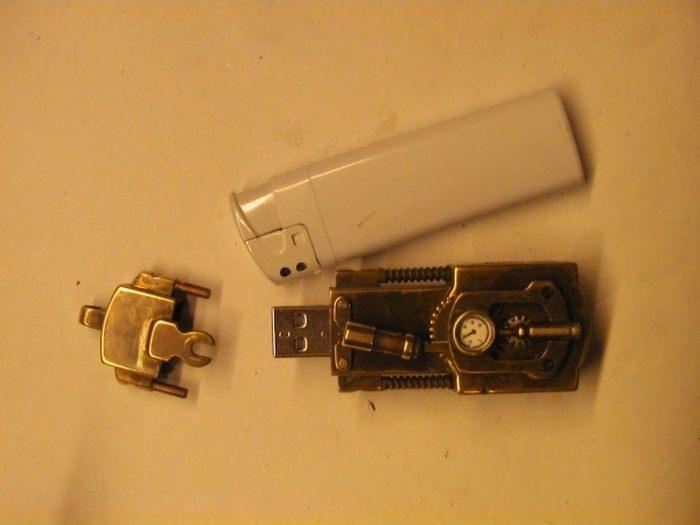 Evde USB Bellek Yapımı 31