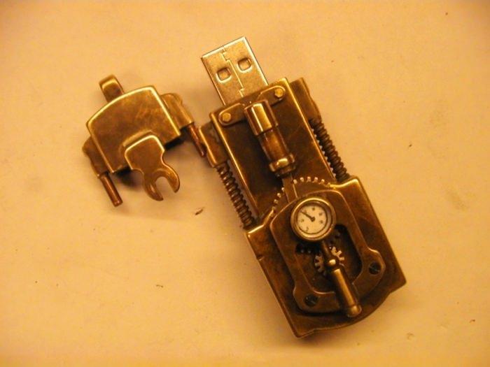 Evde USB Bellek Yapımı 37