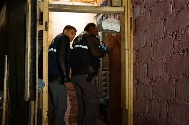Polis müdürü operasyon sırasında kalpten öldü 1