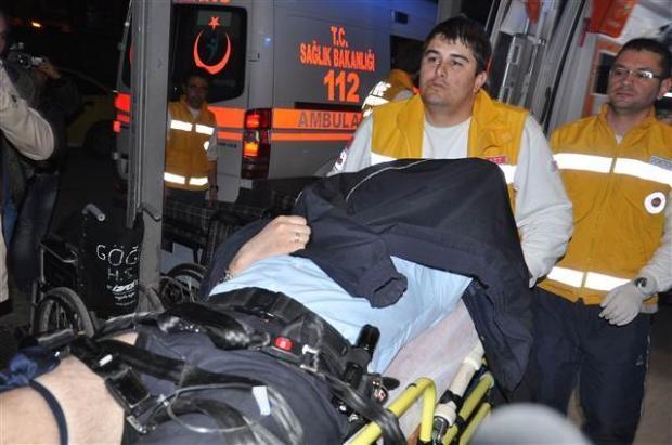 Polis müdürü operasyon sırasında kalpten öldü 5