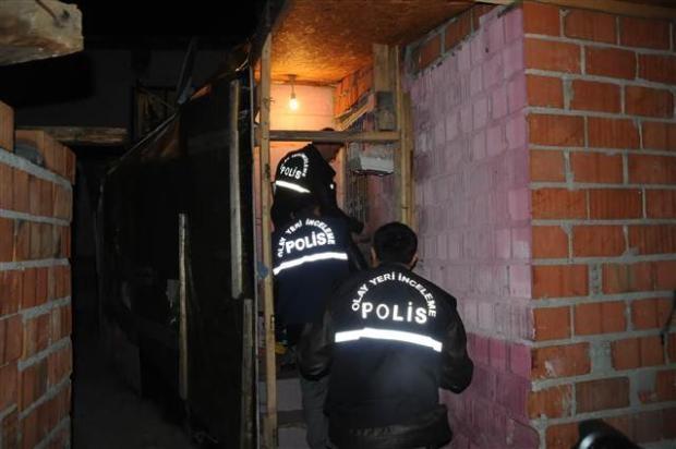 Polis müdürü operasyon sırasında kalpten öldü 6