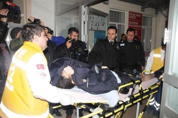 Polis müdürü operasyon sırasında kalpten öldü 9