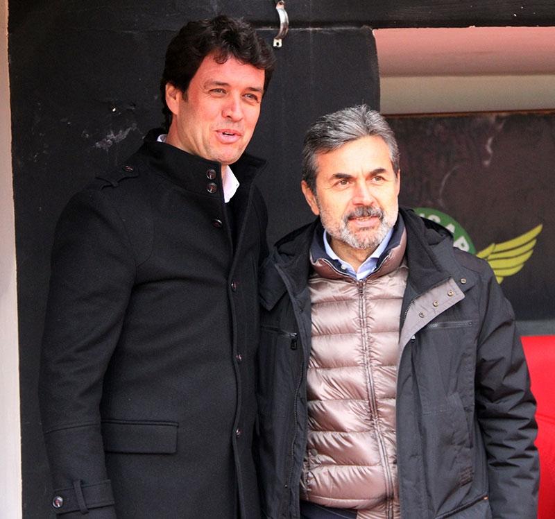 Akhisar Belediyespor - Torku Konyaspor Maçı 1