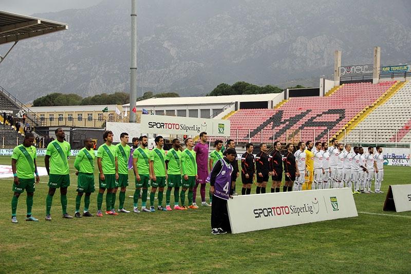 Akhisar Belediyespor - Torku Konyaspor Maçı 2