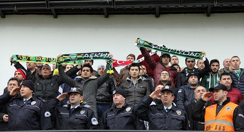 Akhisar Belediyespor - Torku Konyaspor Maçı 3