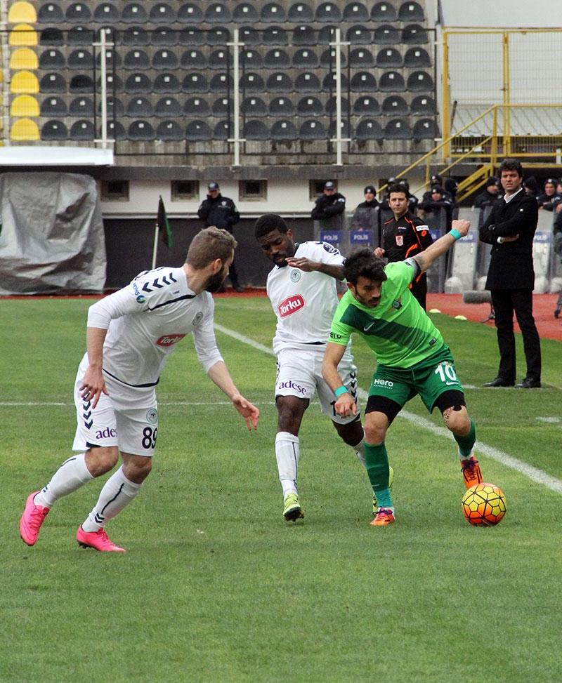 Akhisar Belediyespor - Torku Konyaspor Maçı 4