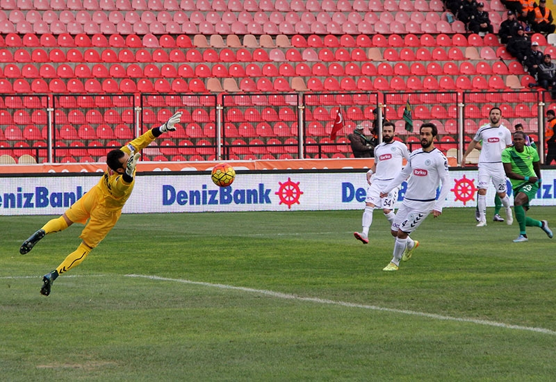 Akhisar Belediyespor - Torku Konyaspor Maçı 5