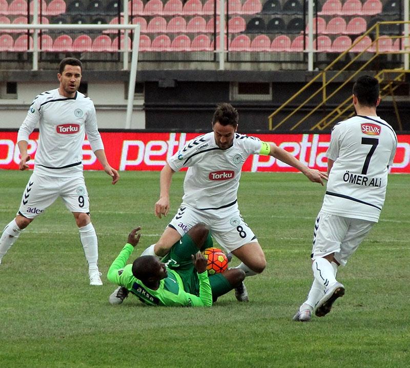 Akhisar Belediyespor - Torku Konyaspor Maçı 6