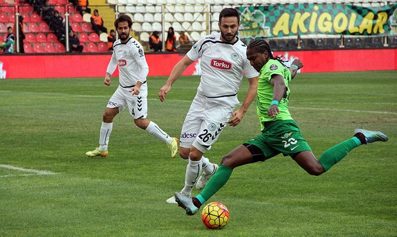 Akhisar Belediyespor - Torku Konyaspor Maçı 7