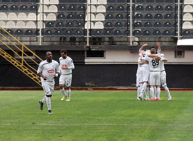 Akhisar Belediyespor - Torku Konyaspor Maçı 8
