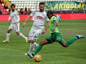 Akhisar Belediyespor - Torku Konyaspor Maçı