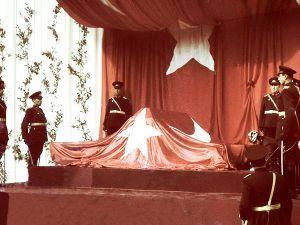 Gazi Mustafa Kemal'in naaşı böyle taşındı