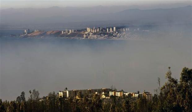 Şili'deki yangın kontrol edilemiyor 30