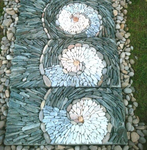 Taşlarla yapılmış bir birinden güzel yapıtlar 11