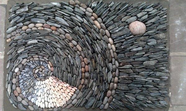 Taşlarla yapılmış bir birinden güzel yapıtlar 12