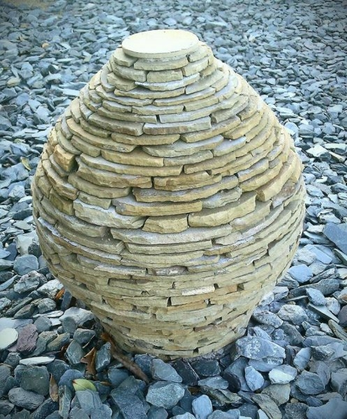 Taşlarla yapılmış bir birinden güzel yapıtlar 14