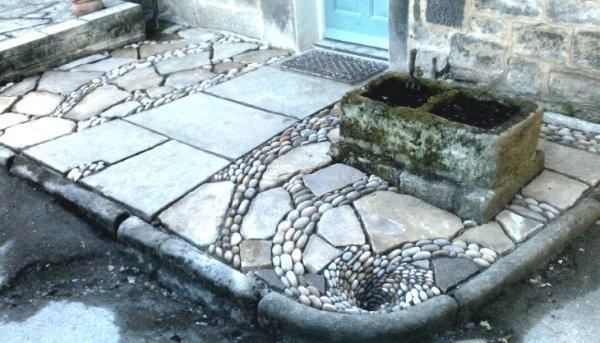 Taşlarla yapılmış bir birinden güzel yapıtlar 4
