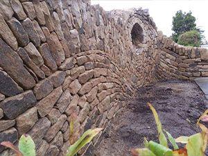 Taşlarla yapılmış bir birinden güzel yapıtlar