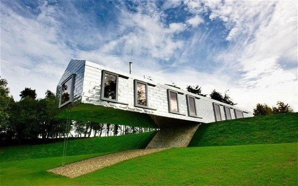 Dünyanın en sıradışı evleri 10