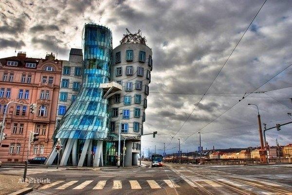 Dünyanın en sıradışı evleri 14
