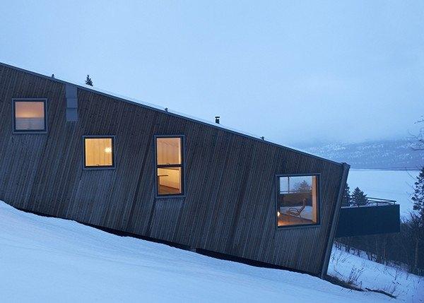 Dünyanın en sıradışı evleri 15
