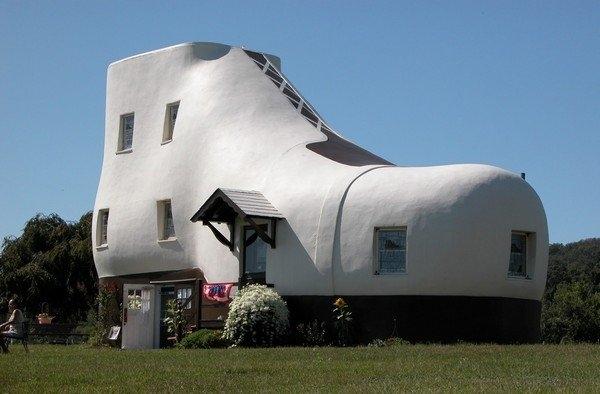 Dünyanın en sıradışı evleri 16