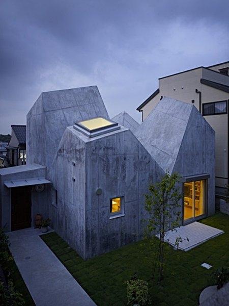 Dünyanın en sıradışı evleri 17