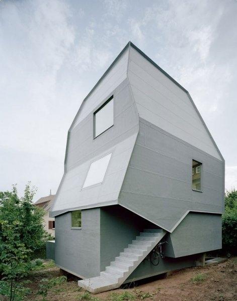 Dünyanın en sıradışı evleri 19